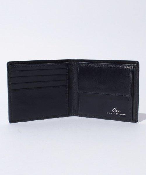 Otias(オティアス)/オティアス Otias / バッファローレザー二つ折り財布/050008212_img11
