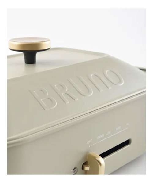 BRUNO(ブルーノ)/コンパクトホットプレート/BOE021_img09