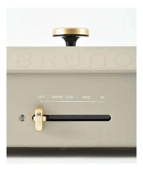 BRUNO(ブルーノ)/コンパクトホットプレート/BOE021_img10