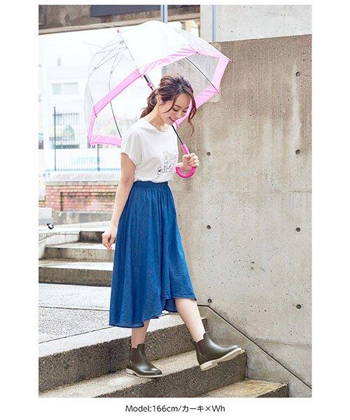 KOBE LETTUCE(神戸レタス)/サイドゴアレインブーツ/I1309_img11