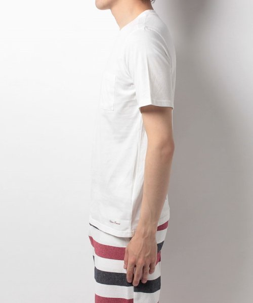 URBAN RESEARCH OUTLET(アーバンリサーチ アウトレット)/【WAREHOUSE】C/N裾プリントTEE/WH7511M023_img01