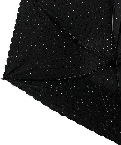 grove(グローブ)/晴雨兼用スカラップドット折り畳み傘/99990976941111_img03