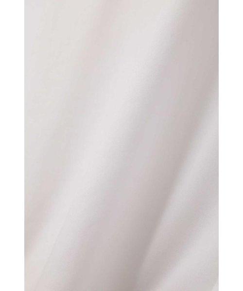 NATURAL BEAUTY(ナチュラル ビューティー)/|内田嶺衣奈さん、竹内由恵さん着用|リ・フラットテンセルシャツブラウス/0187210701_img02