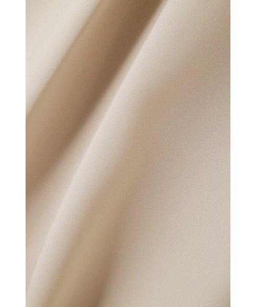 NATURAL BEAUTY(ナチュラル ビューティー)/|竹内由恵さん、杉山セリナさん着用|ブロークンサテン/0187210706_img04