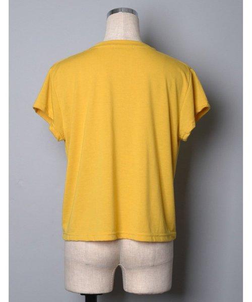 Re:EDIT(リエディ)/メッセージプリントTシャツ/121863_img20