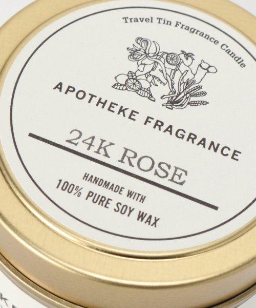 SAVE KHAKI(セイブカーキ)/APOTHEKE FRAGRANCE Tin Candle/17090612002210_img04