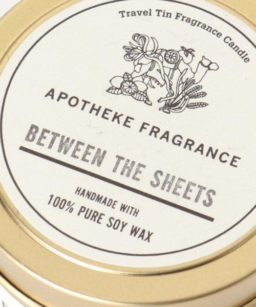 SAVE KHAKI(セイブカーキ)/APOTHEKE FRAGRANCE Tin Candle/17090612002210_img05