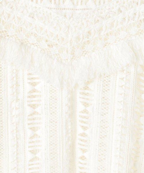 NOLLEY'S(ノーリーズ)/S 【Sea New York/シー ニューヨーク】 Striped Gauze Sweater (RS16-111)/60206101002_img05