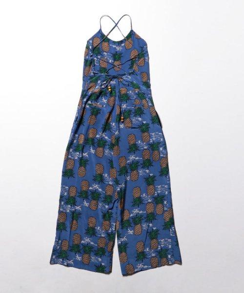 NOLLEY'S(ノーリーズ)/S 【Sea New York/シー ニューヨーク】 Pineapple Jumpsuit (SS16-88)/60206109001_img01