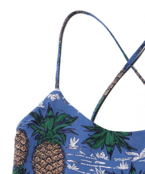 NOLLEY'S(ノーリーズ)/S 【Sea New York/シー ニューヨーク】 Pineapple Jumpsuit (SS16-88)/60206109001_img03