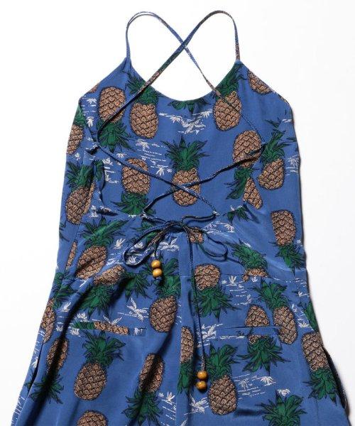 NOLLEY'S(ノーリーズ)/S 【Sea New York/シー ニューヨーク】 Pineapple Jumpsuit (SS16-88)/60206109001_img04