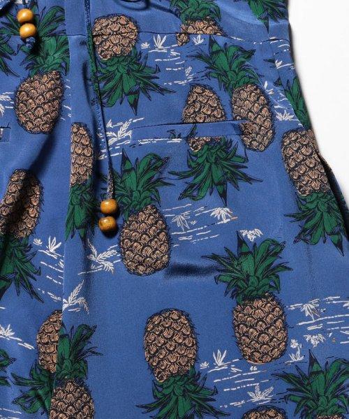 NOLLEY'S(ノーリーズ)/S 【Sea New York/シー ニューヨーク】 Pineapple Jumpsuit (SS16-88)/60206109001_img06