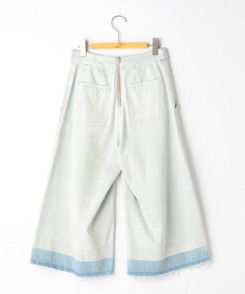 NOLLEY'S(ノーリーズ)/S 【Sea New York/シー ニューヨーク】 Washed out Culottes (SS16-52)/60206109002_img01