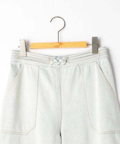 NOLLEY'S(ノーリーズ)/S 【Sea New York/シー ニューヨーク】 Washed out Culottes (SS16-52)/60206109002_img02
