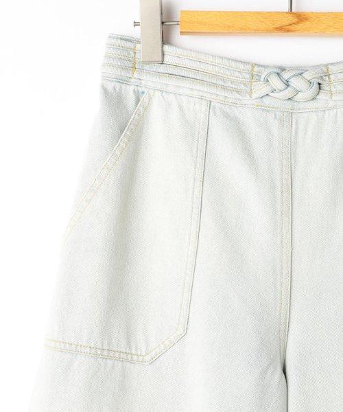 NOLLEY'S(ノーリーズ)/S 【Sea New York/シー ニューヨーク】 Washed out Culottes (SS16-52)/60206109002_img03