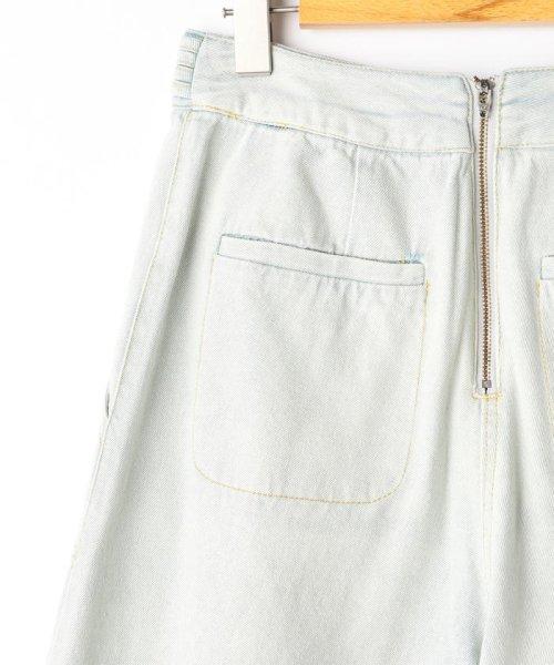 NOLLEY'S(ノーリーズ)/S 【Sea New York/シー ニューヨーク】 Washed out Culottes (SS16-52)/60206109002_img04