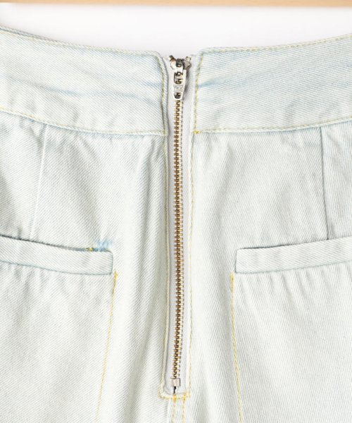 NOLLEY'S(ノーリーズ)/S 【Sea New York/シー ニューヨーク】 Washed out Culottes (SS16-52)/60206109002_img05