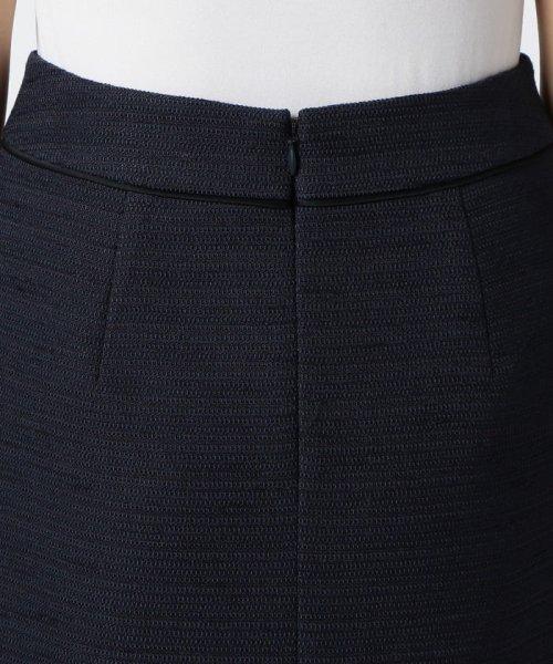 NOLLEY'S(ノーリーズ)/ドビーボーダータイトスカート/70055106001_img05