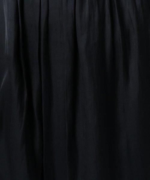 NOLLEY'S(ノーリーズ)/ヴィンテージサテンギャザースカート/70055106003_img08