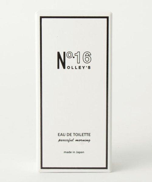 NOLLEY'S(ノーリーズ)/【No.16 NOLLEY'S/シックスティーン ノーリーズ】 Peaceful Morning <オードトワレ> 50mL/NH615001_img02