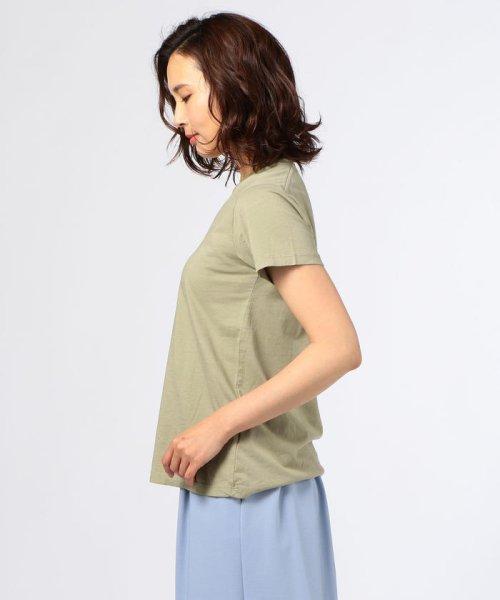 NOLLEY'S(ノーリーズ)/【Freeseam/フリーシーム】UネックRelux Tシャツ/70246103009_img02