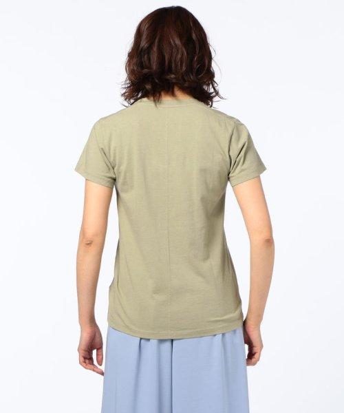 NOLLEY'S(ノーリーズ)/【Freeseam/フリーシーム】UネックRelux Tシャツ/70246103009_img03