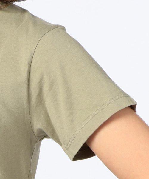 NOLLEY'S(ノーリーズ)/【Freeseam/フリーシーム】UネックRelux Tシャツ/70246103009_img05