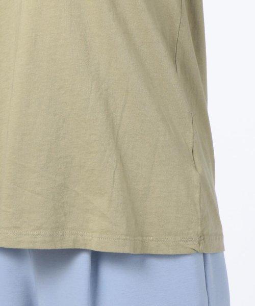 NOLLEY'S(ノーリーズ)/【Freeseam/フリーシーム】UネックRelux Tシャツ/70246103009_img06
