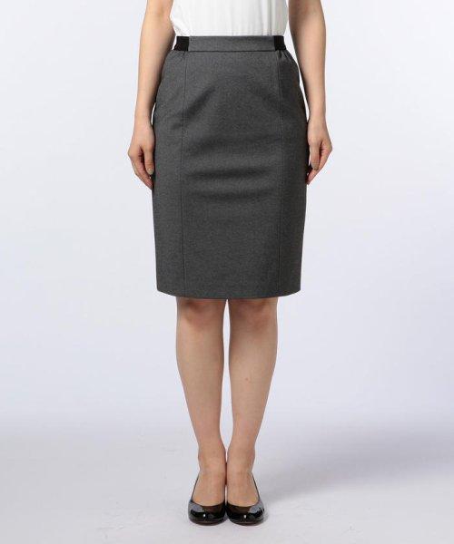 NOLLEY'S sophi(ノーリーズソフィー)/モックロディタイトスカート/MA606001_img01