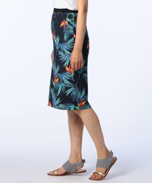 NOLLEY'S sophi(ノーリーズソフィー)/ボタニカルプリントスカート/MH706006_img02