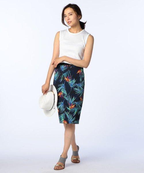 NOLLEY'S sophi(ノーリーズソフィー)/ボタニカルプリントスカート/MH706006_img09