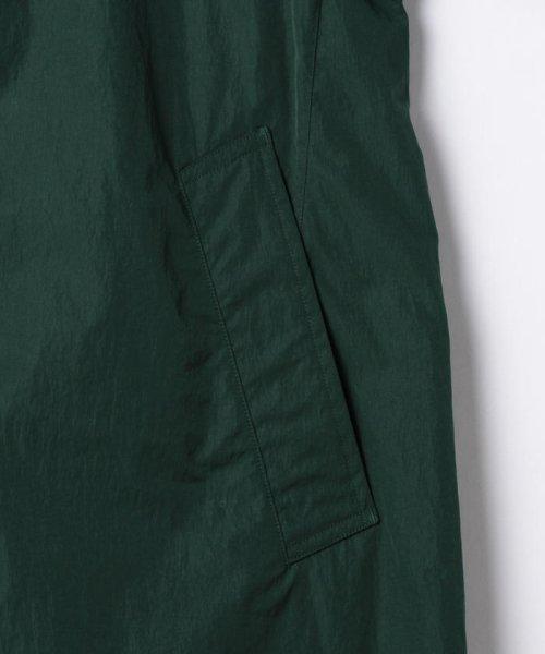 NOLLEY'S goodman(ノーリーズグッドマン)/LIMONTA×KOMATSU ナイロンタフタステンカラーコート/GF658012_img04