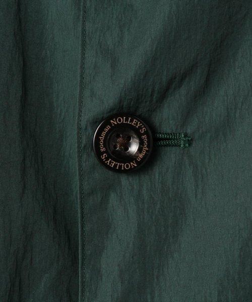 NOLLEY'S goodman(ノーリーズグッドマン)/LIMONTA×KOMATSU ナイロンタフタステンカラーコート/GF658012_img06