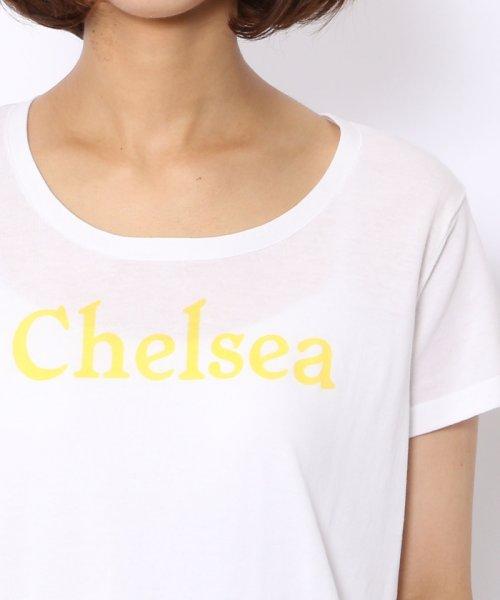 MACPHEE(MACPHEE)/コットンニット プリントTシャツ(CHELSEA)/12027102672_img05