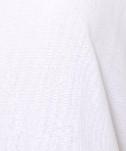 MACPHEE(MACPHEE)/コットンニット プリントTシャツ(CHELSEA)/12027102672_img08