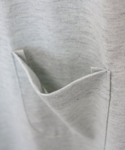 and Me...(アンドミー)/ゆるてろ素材×ミニポケット!!美ラインシンプルTシャツ/カットソー/トップス/1000270_img06