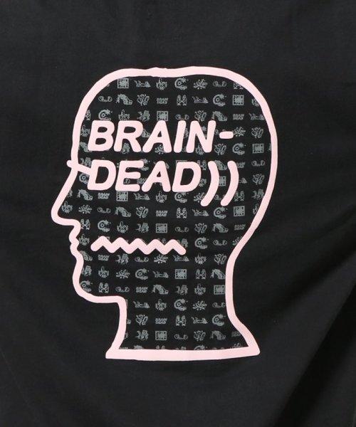 JOURNAL STANDARD(ジャーナルスタンダード)/VANS×BRAIN DEAD /バンズ×ブレインデッド : BRAIN DEAD TEE/17071610000230_img10