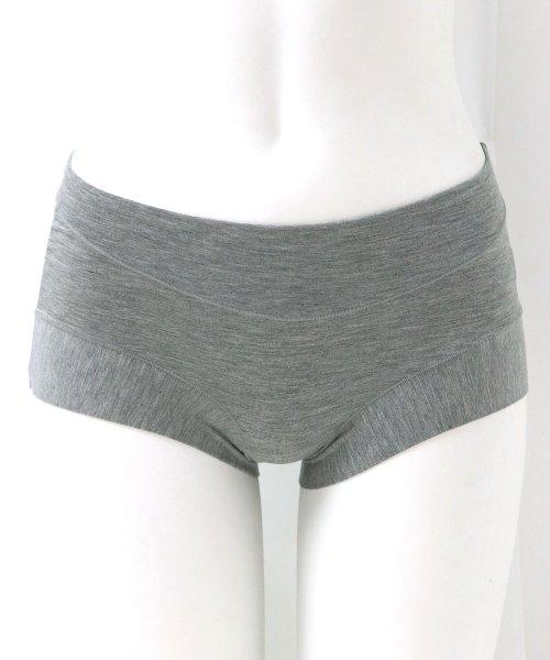 fran de lingerie(フランデランジェリー)/Hip Hugger Shorts ヒップハンガーショーツ コーディネートムジ/fg032s164e_img01