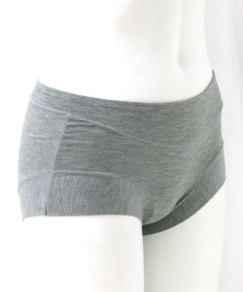 fran de lingerie(フランデランジェリー)/Hip Hugger Shorts ヒップハンガーショーツ コーディネートムジ/fg032s164e_img03
