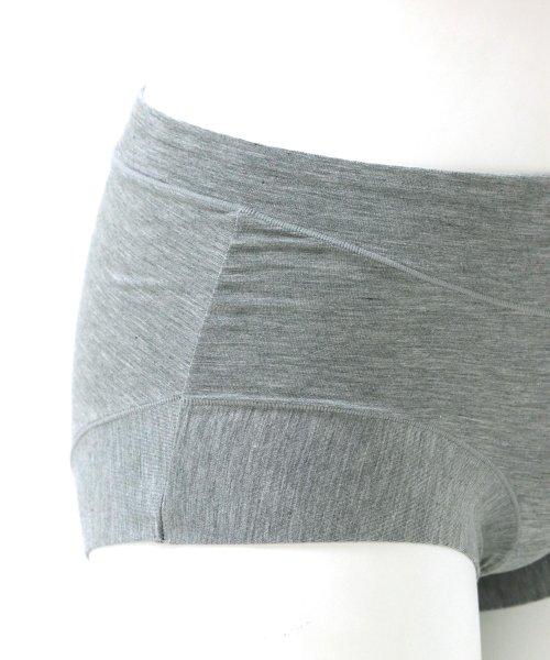 fran de lingerie(フランデランジェリー)/Hip Hugger Shorts ヒップハンガーショーツ コーディネートムジ/fg032s164e_img04