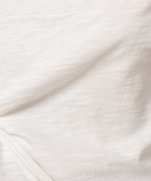 NICE CLAUP OUTLET(ナイスクラップ アウトレット)/【natural couture】肩リボンTシャツ/356610590_img06