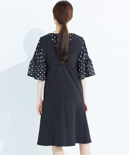 haco!(ハコ)/パッと着て今気分&長い季節着られる すそフレアージャンパースカート/636378_img08