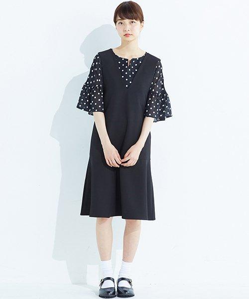 haco!(ハコ)/パッと着て今気分&長い季節着られる すそフレアージャンパースカート/636378_img12