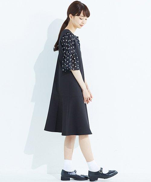 haco!(ハコ)/パッと着て今気分&長い季節着られる すそフレアージャンパースカート/636378_img13