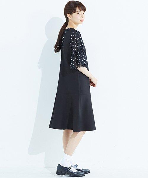 haco!(ハコ)/パッと着て今気分&長い季節着られる すそフレアージャンパースカート/636378_img14