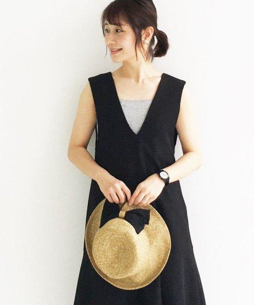 haco!(ハコ)/パッと着て今気分&長い季節着られる すそフレアージャンパースカート/636378_img16