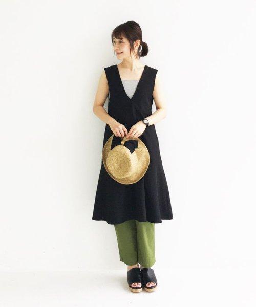 haco!(ハコ)/パッと着て今気分&長い季節着られる すそフレアージャンパースカート/636378_img17
