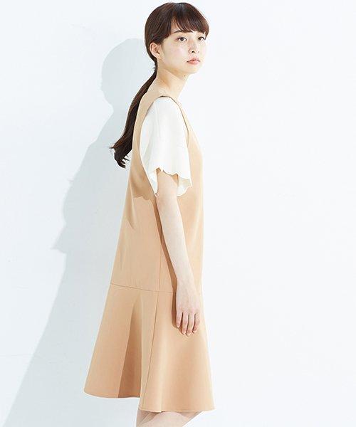 haco!(ハコ)/パッと着て今気分&長い季節着られる すそフレアージャンパースカート/636378_img21