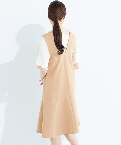 haco!(ハコ)/パッと着て今気分&長い季節着られる すそフレアージャンパースカート/636378_img22