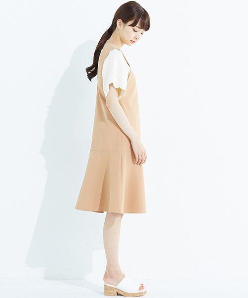 haco!(ハコ)/パッと着て今気分&長い季節着られる すそフレアージャンパースカート/636378_img26